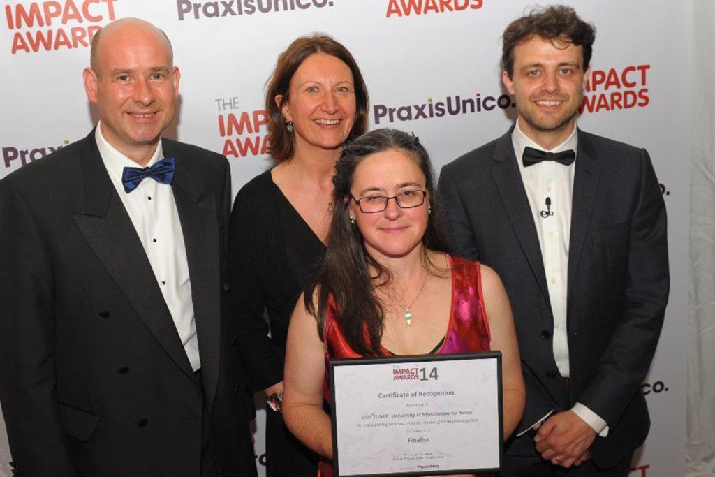 2014 – Award finalists